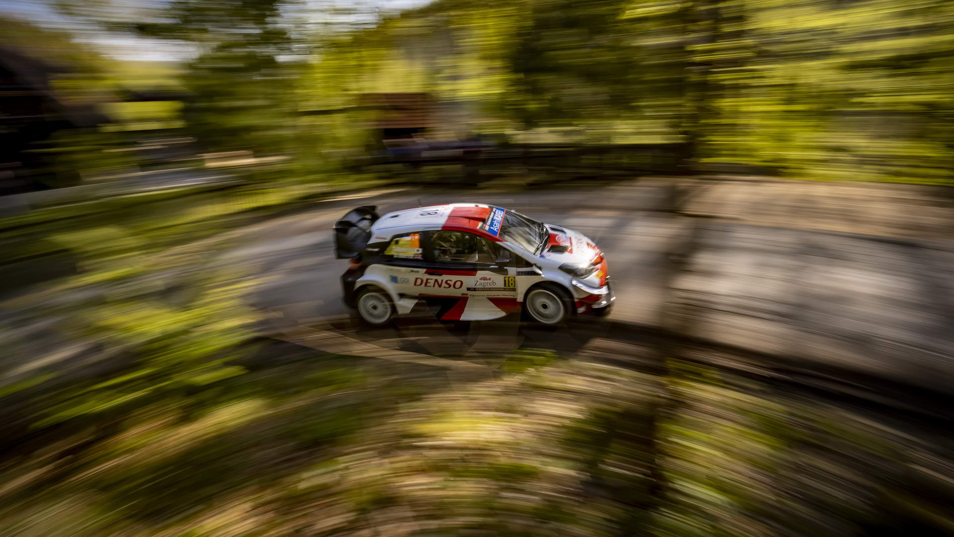 Croatia Rally - Takamoto Katsuta
