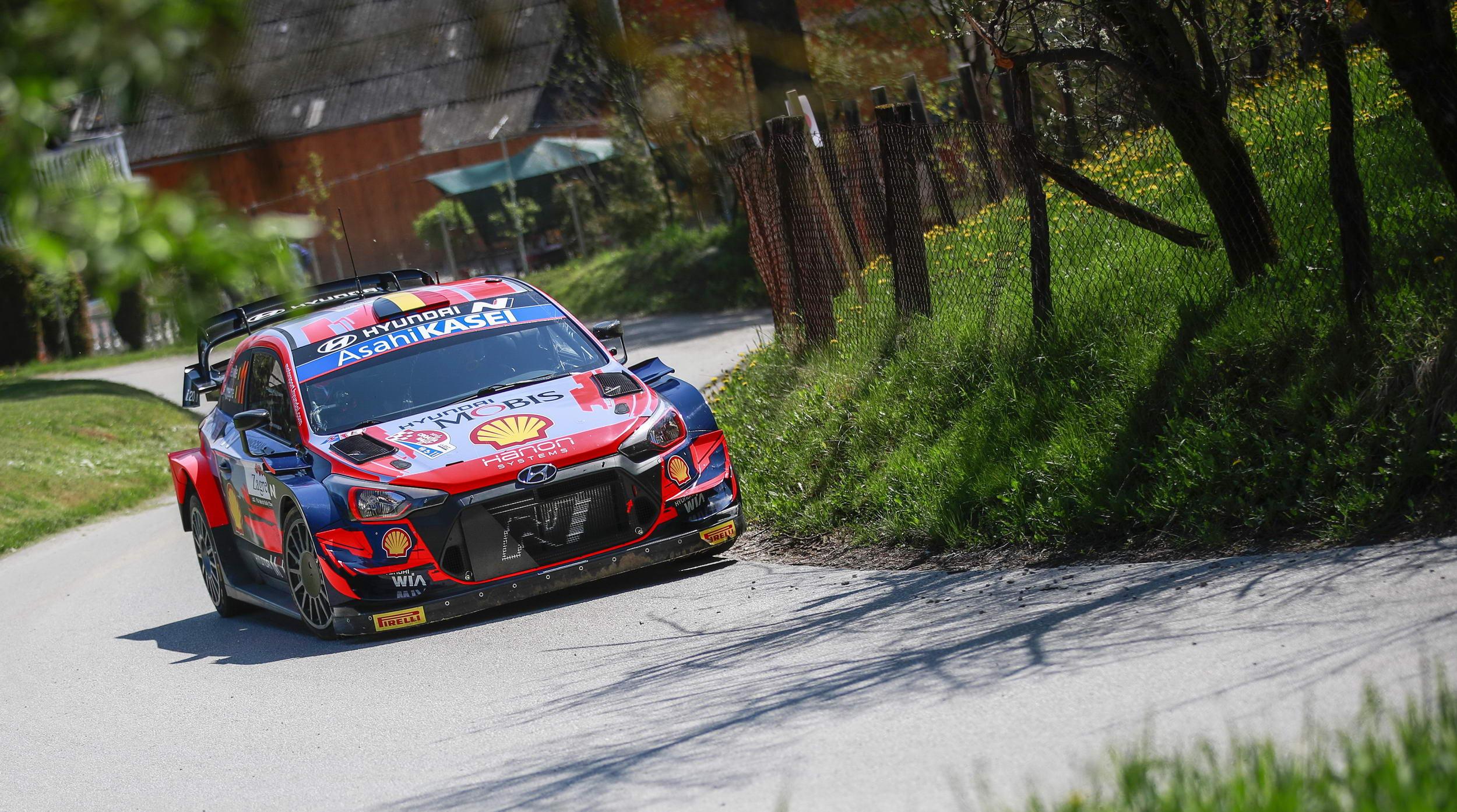 Croatia Rally - Thierry Neuville