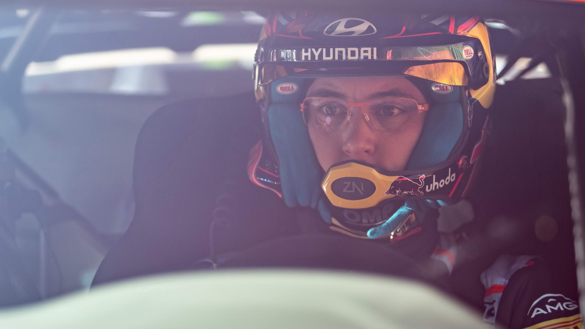 Croatia Rally -Thierry Neuville