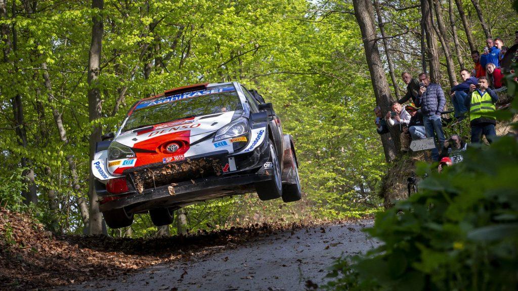 Croatia Rally - Sebastien Ogier