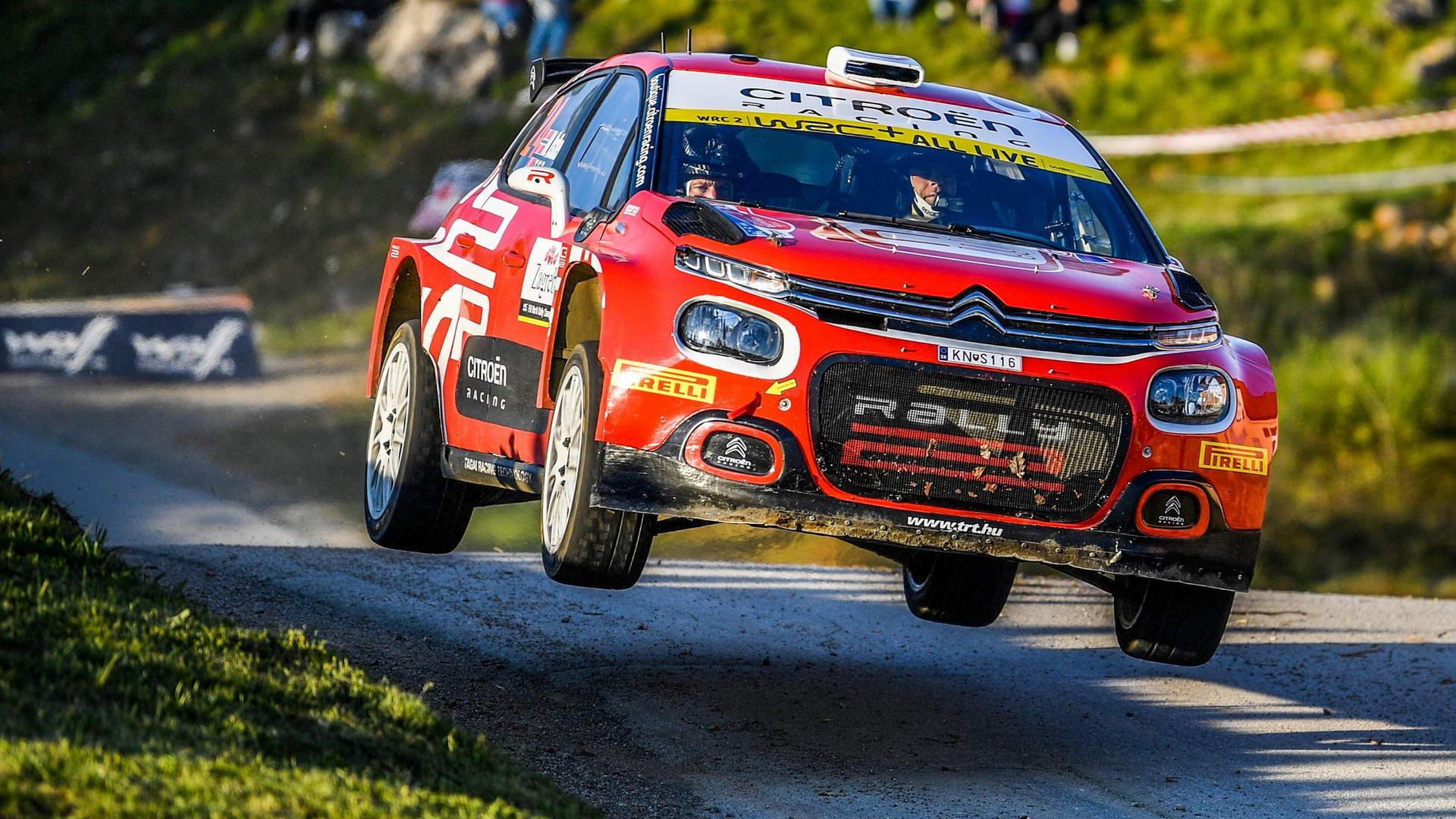 Croatia Rally -Mads Ostberg