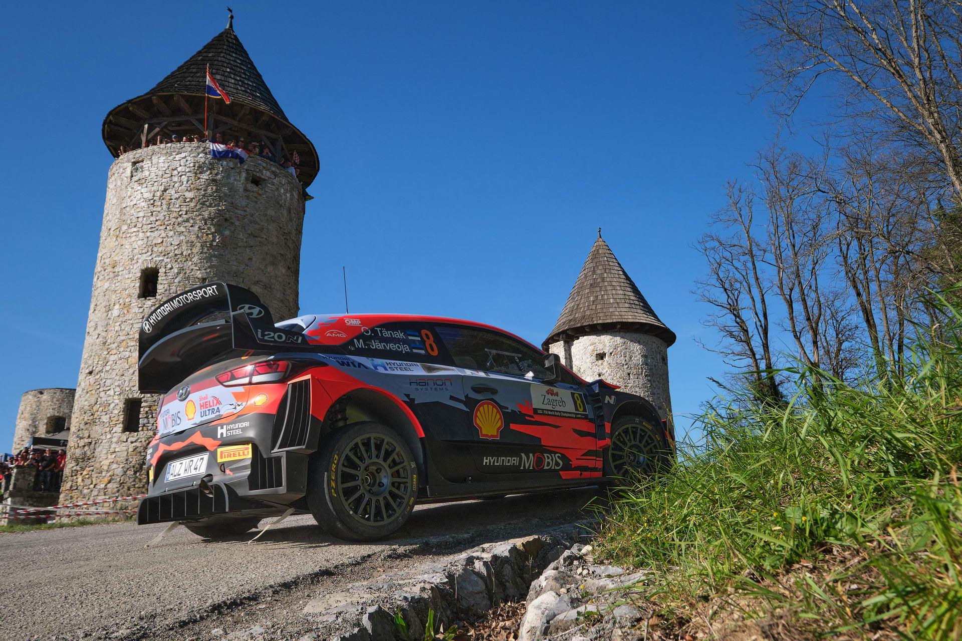 Croatia Rally - Ott Tanak