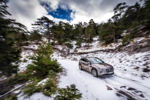 Hyundai Tucson: Οδοιπορικό στην ορεινή Κορινθία