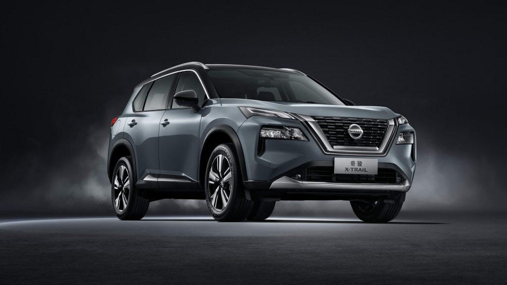 All-new Nissan X-Trail