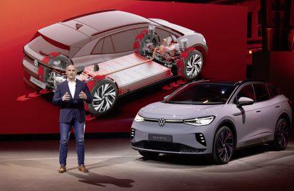 Τα best-seller ηλεκτρικά μοντέλα του VW Group στο 9μηνο