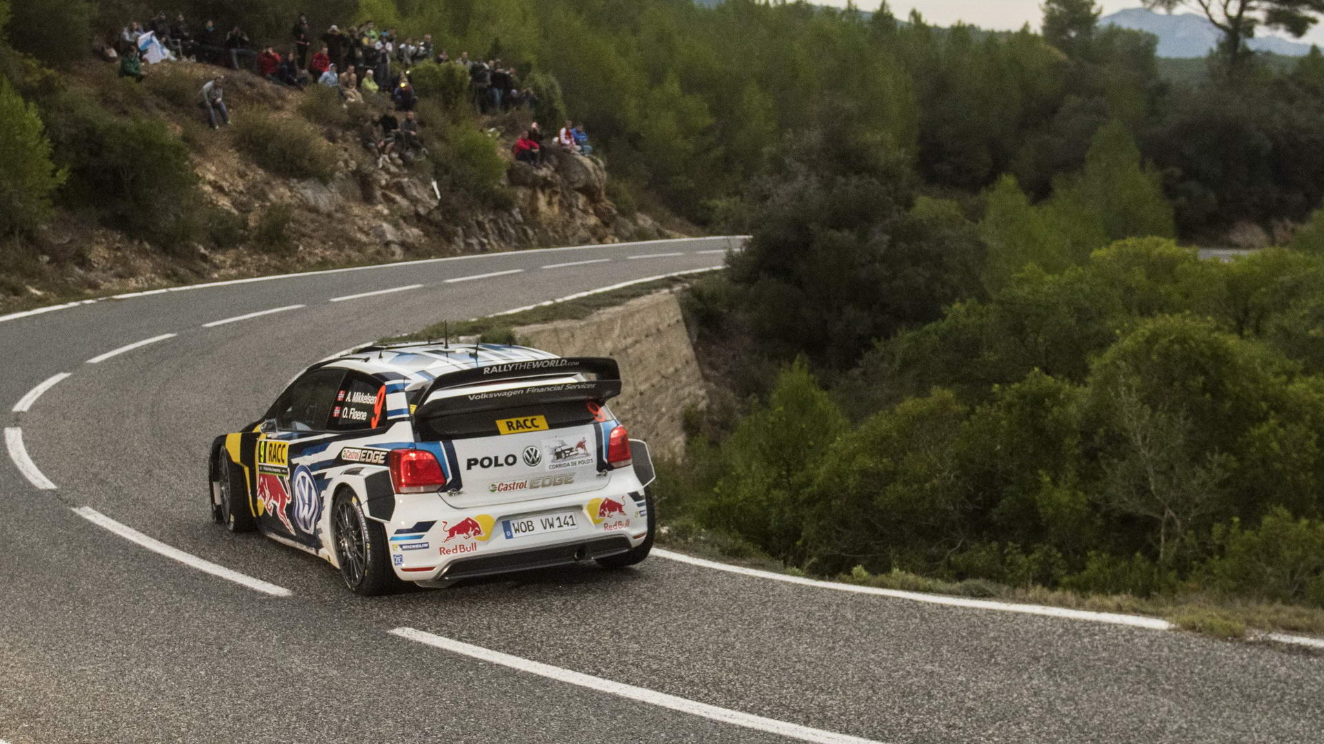 WRC Closest 1-2 - Catalunya 2015