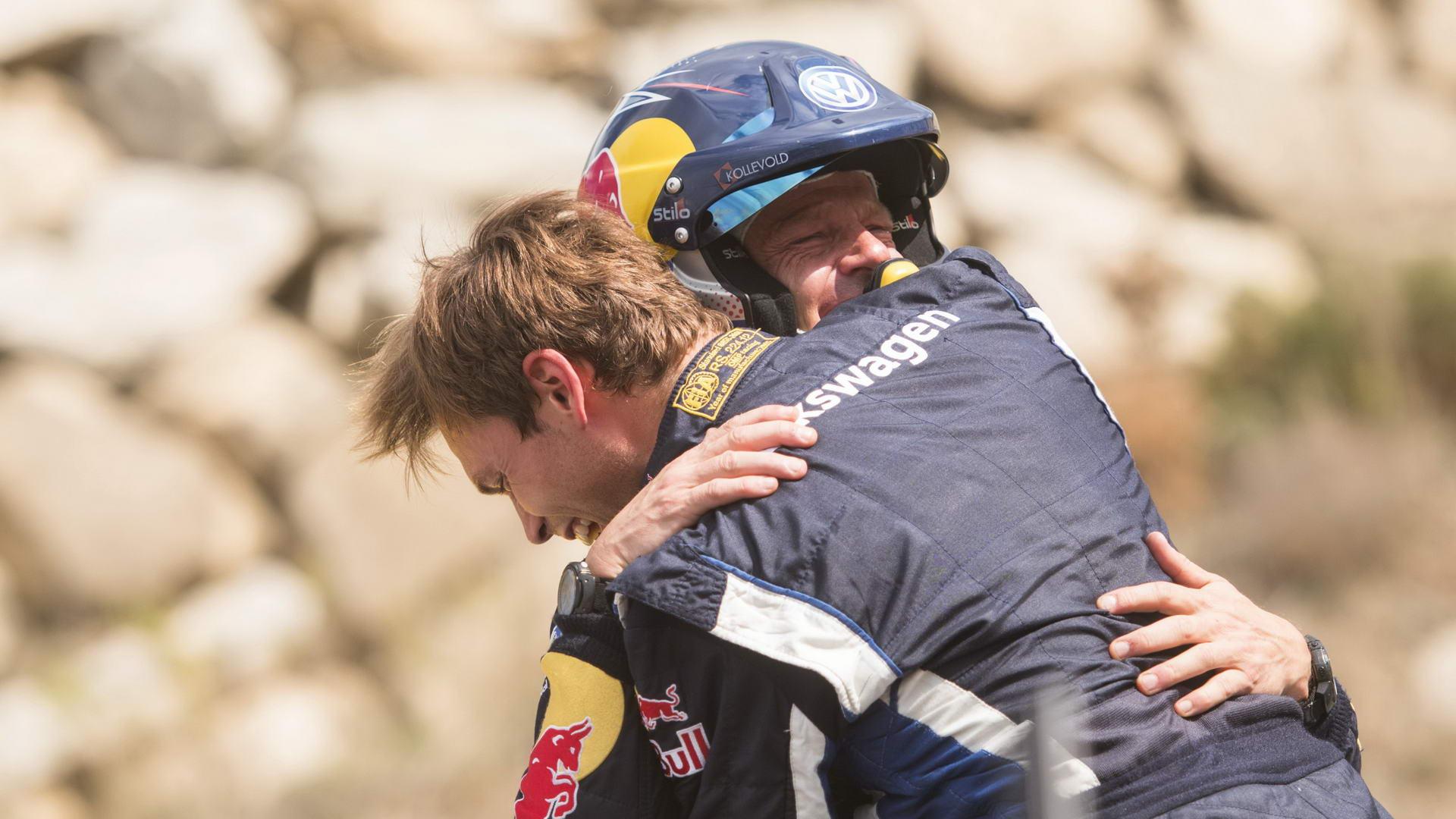 WRC - Closest Asphalt Finish - Catalunya 2015