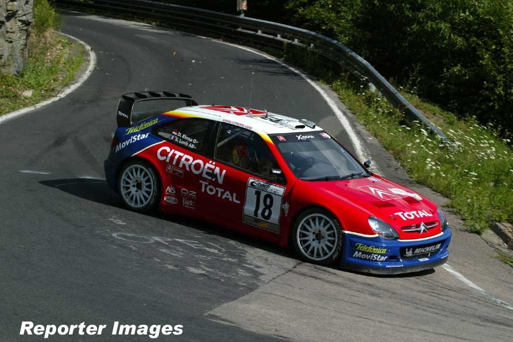 WRC - Closest Asphalt Finish - Deutschland 2003