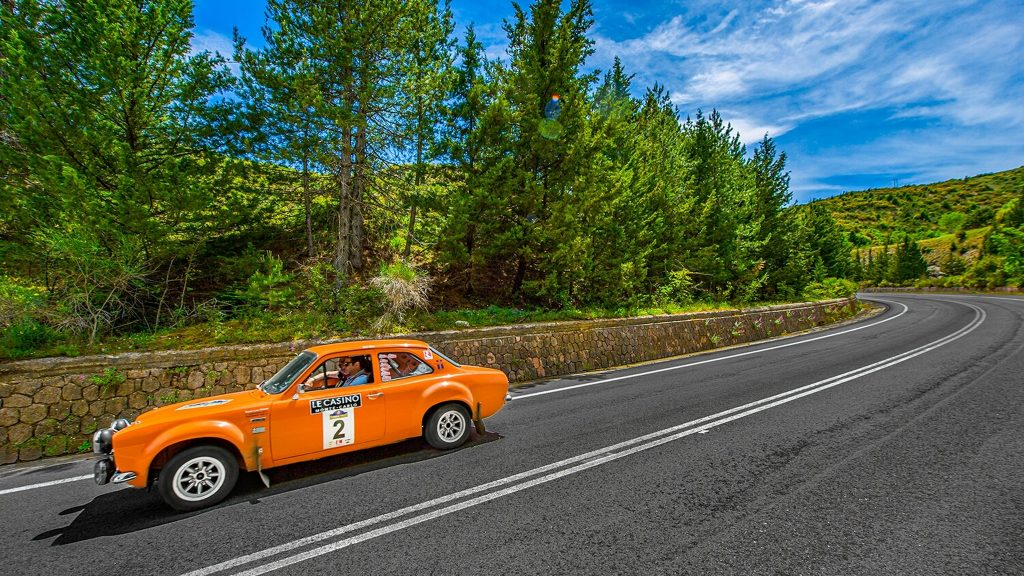 "Classic Rally ""Acropolis Legends"""