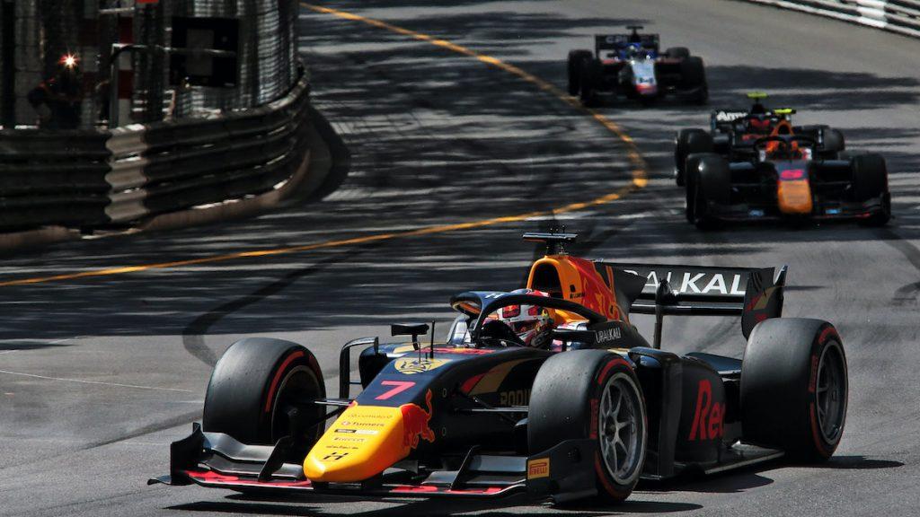 F2 Monaco