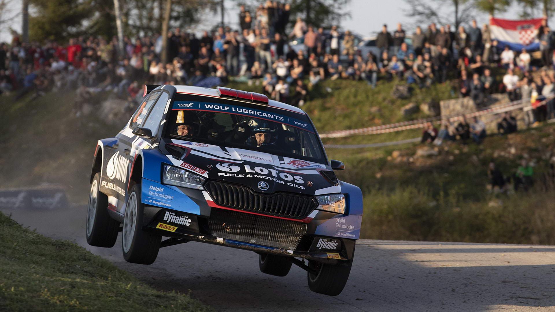 Rally Portugal - WRC3