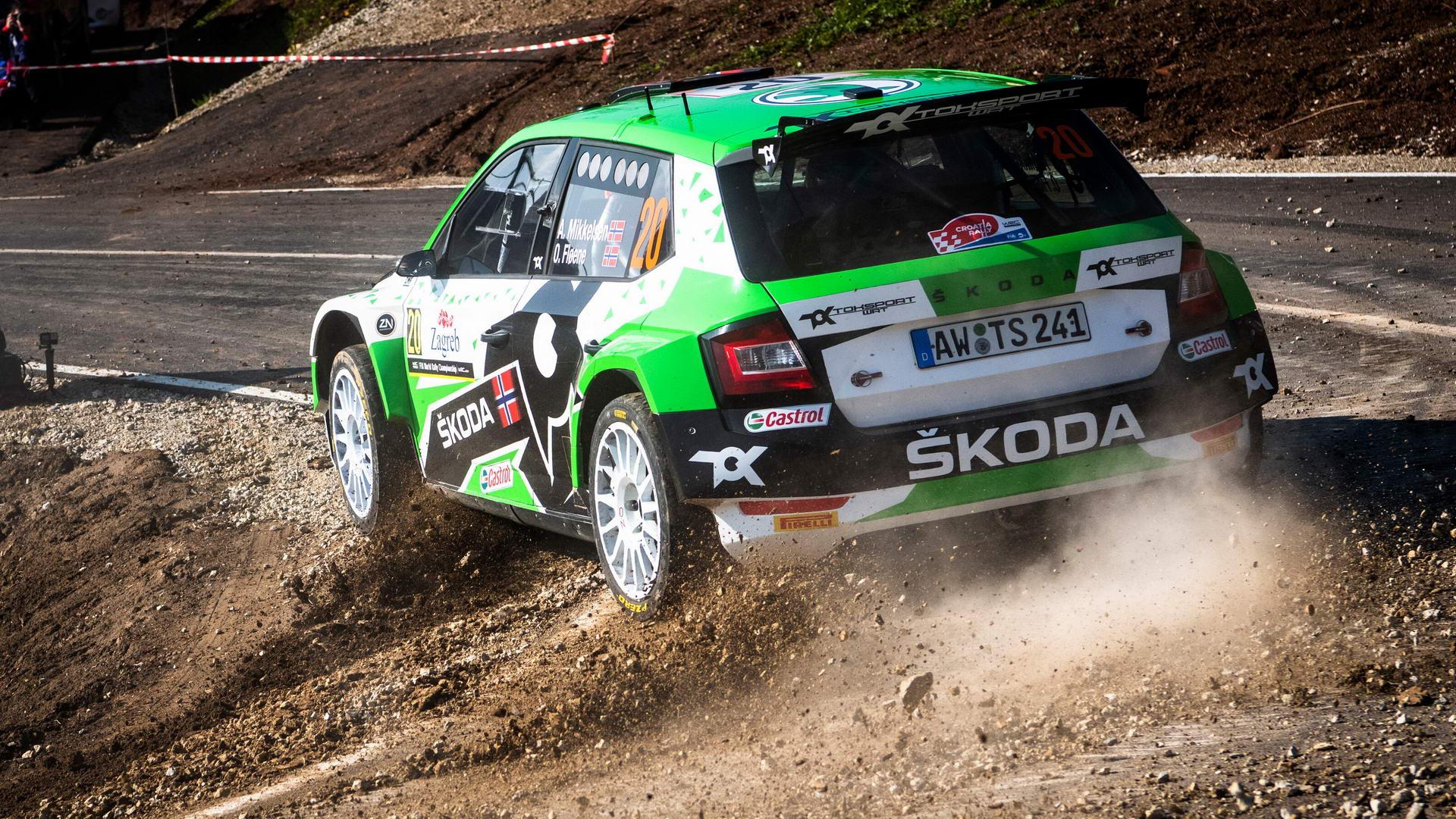 Rally Portugal - WRC2