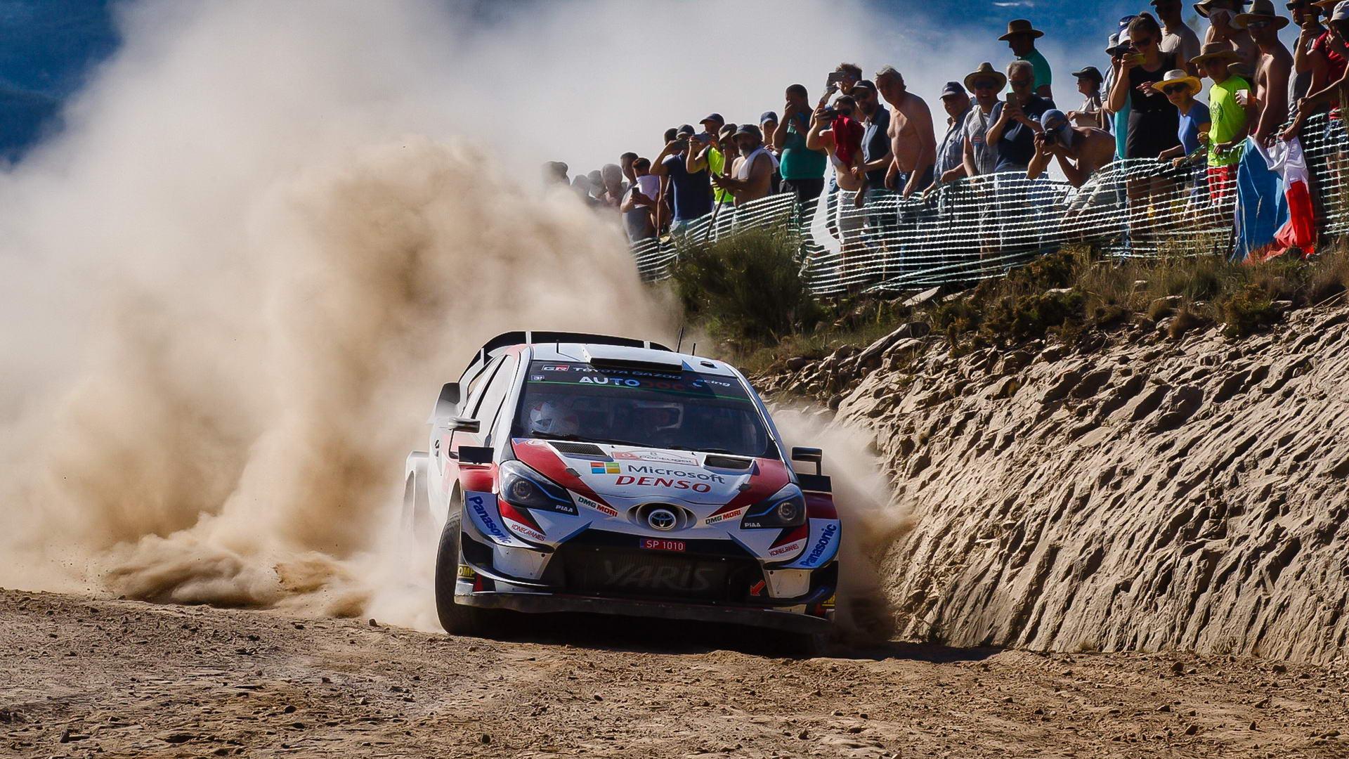 Rally Portugal - Toyota