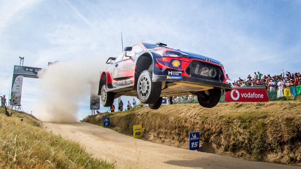 Rally Portugal - Hyundai