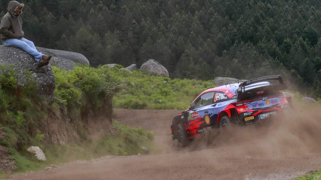 Ott Tanak-Martin Jarveoja (Rally Portugal)