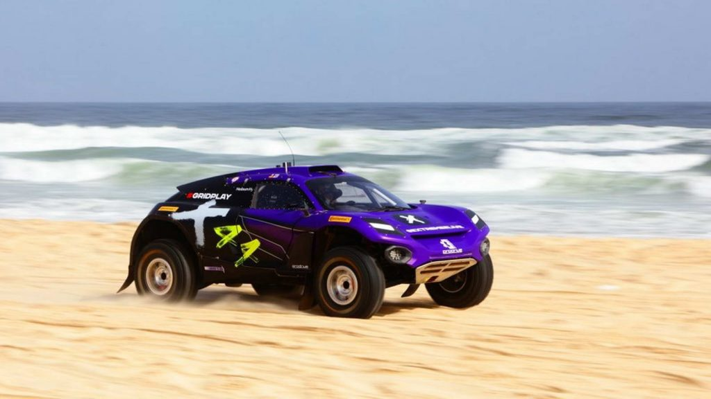 Ocean X Prix Qualifying - X44 Προκριματικά