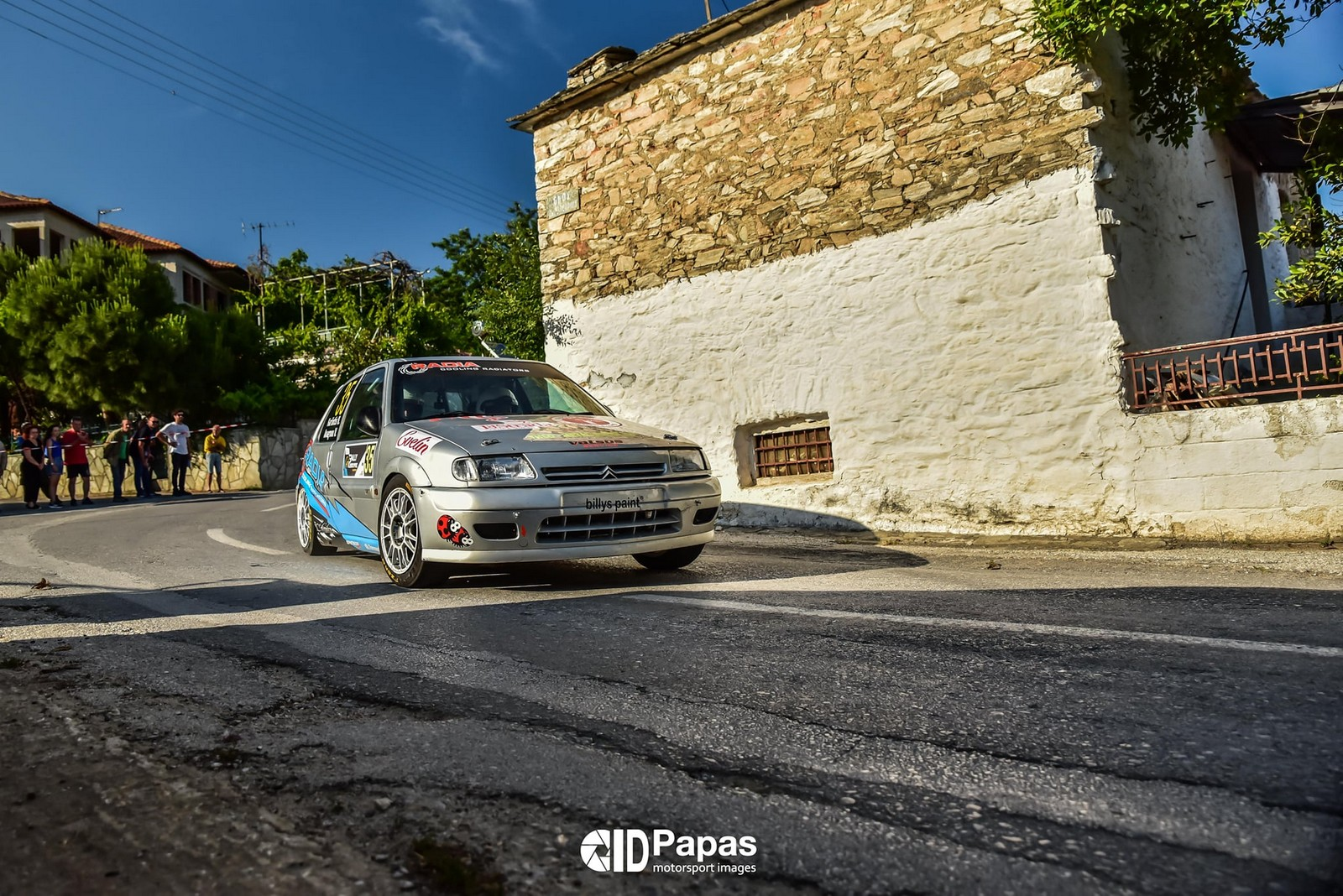 Rally Kentavros - Karliotis