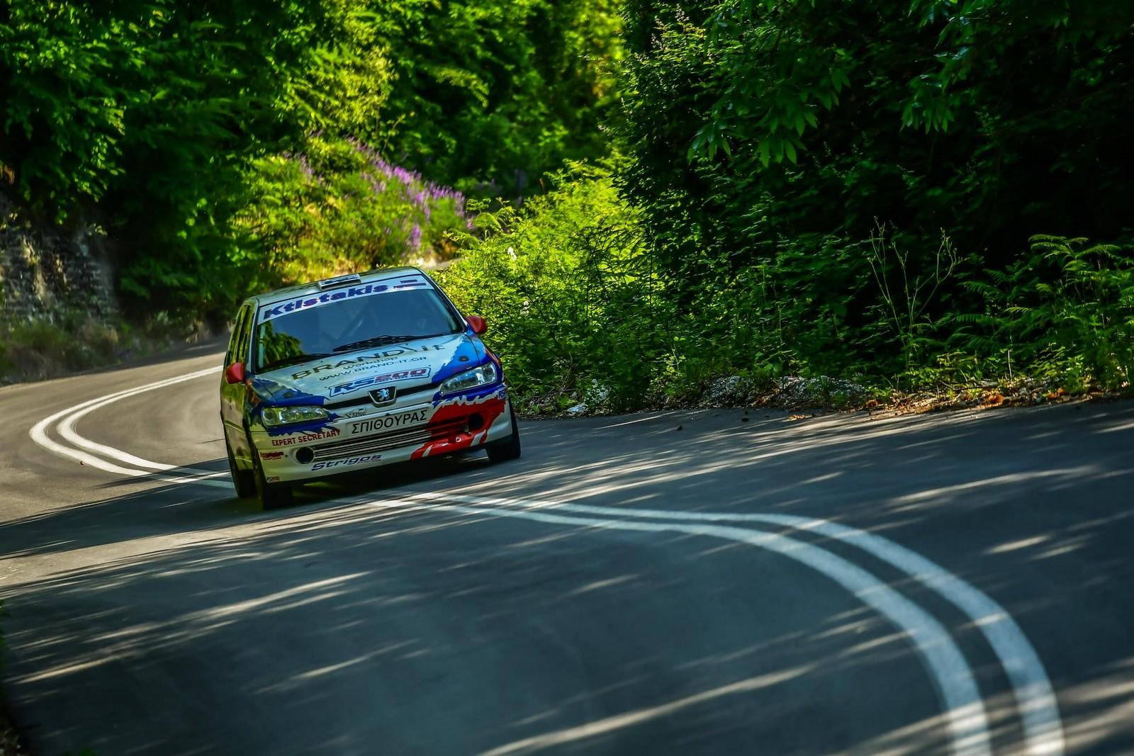 Rally Kentavros - Ktistakis