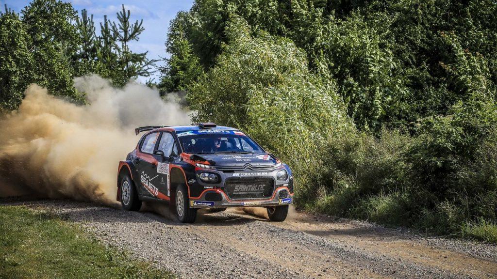 ERC Rally Poland Preview - Alezey Lukyanuk