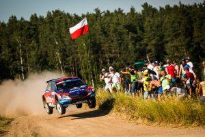 Rally Poland Marczyk