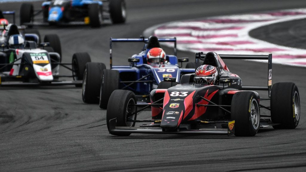 Formula 4 powered by Abarth Misano Preview