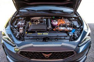 cupra leon engine