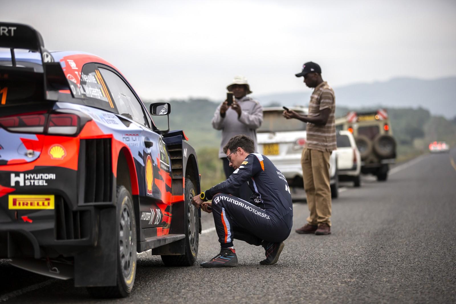 Thierry Neuville-Martijn Wydaeghe (Safari Rally Kenya)