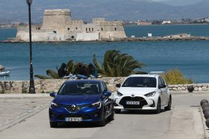 Renault Clio 1.6 Hybrid E-Tech vs Toyota Yaris 1.5 Hybrid