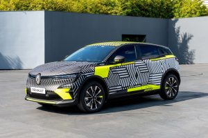 Groupe Renault - Renault Megane E-Tech Electric