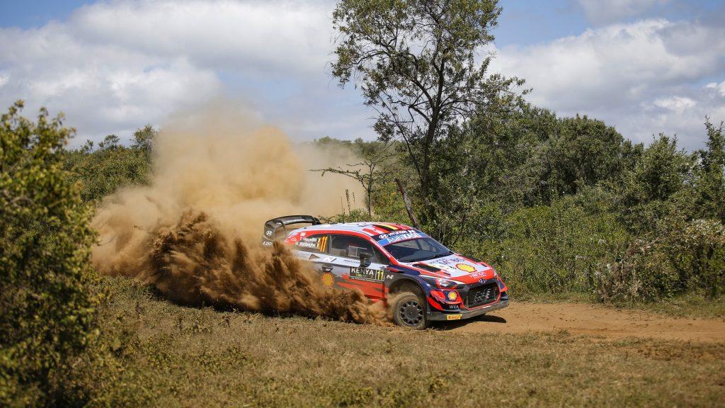 Safari Rally Preview Hyundai