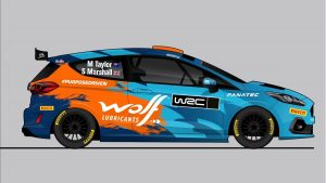 Molly Taylor Ford Fiesta Rally3 02