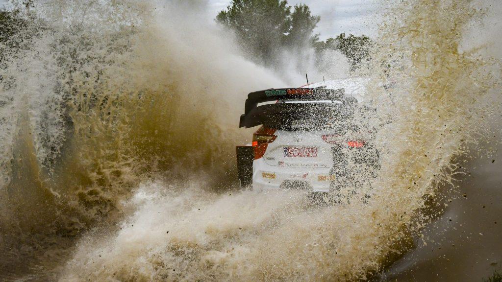 Rally Italia-Sardegna Debrief