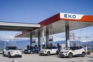 Citroen C3 Aircross 1.5 BlueHDi 120 EAT6 vs Hyundai Kona Electric vs Renault Captur TCe 100 LPG vs Skoda Kamiq G-TEC alternative fuels
