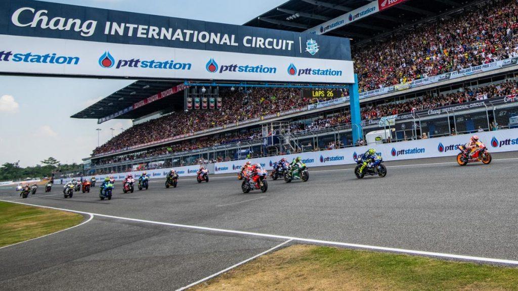 GP Ταϊλάνδης - MotoGP