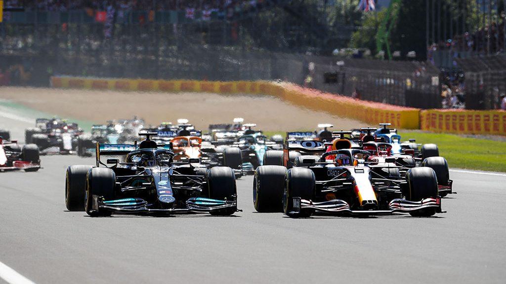 Σύγκρουση Verstappen Hamilton