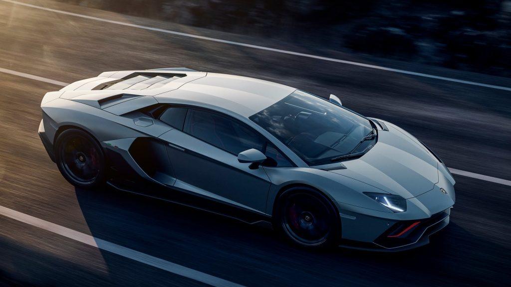 Lamborghini Aventador LP-780-4 Ultimae