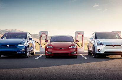 Tesla: Σε λειτουργία ο δεύτερος σταθμός φόρτισης Supercharger στην Ελλάδα