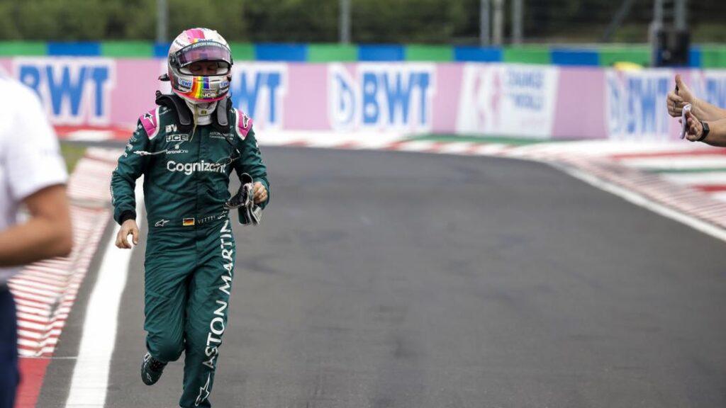 Απορρίφθηκε η επανεξέταση του αποκλεισμού του Vettel
