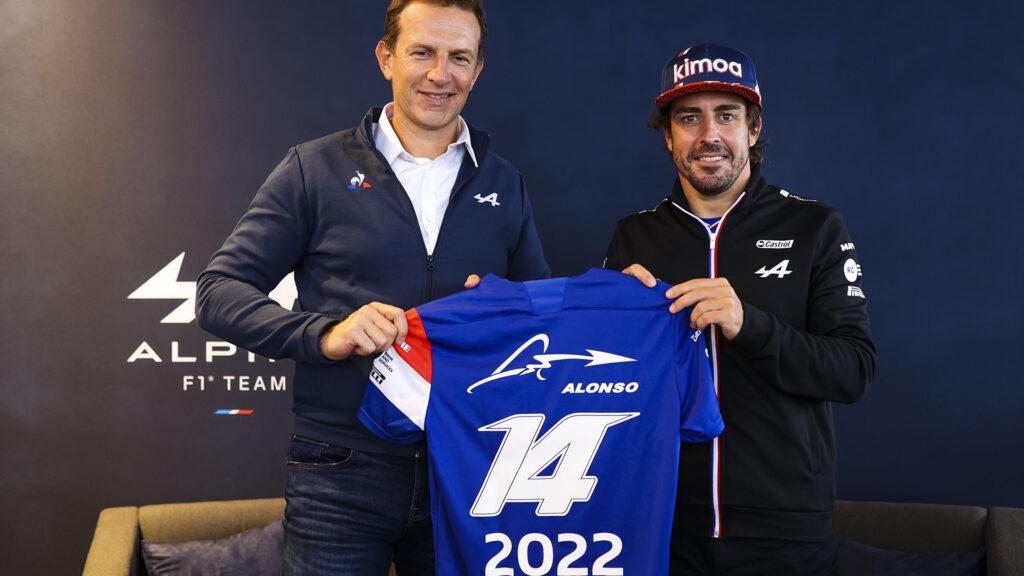 Ανανέωση Alonso Alpine