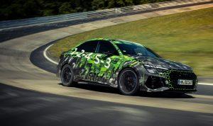 Audi RS 3 - Nurburgring