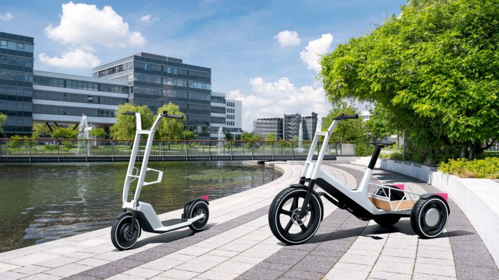 BMW Group - Clever Commute - Dynamic Cargo