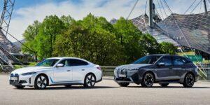 BMW i4 - BMW iX