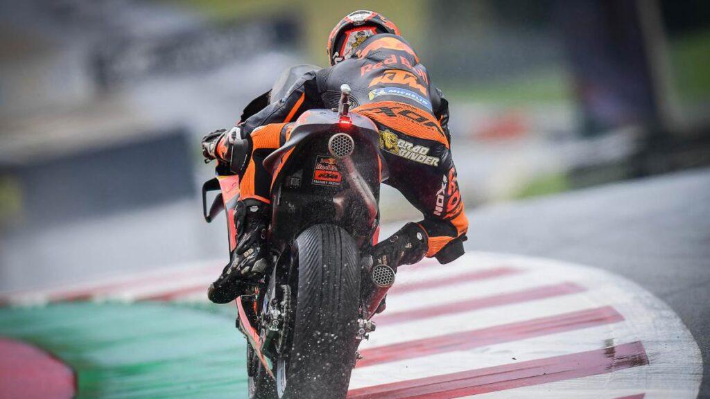 Brad Binder - MotoGP