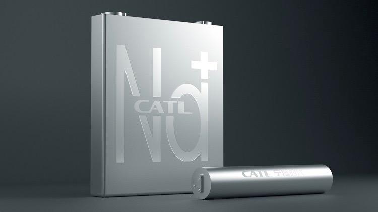 CATL Sodium ion battery