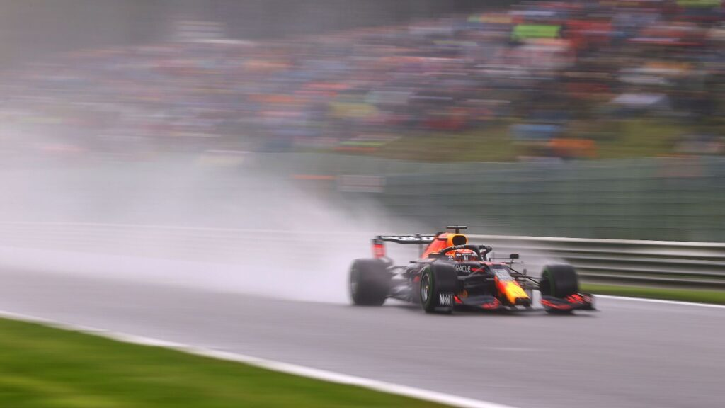 GP Βελγίου FP3