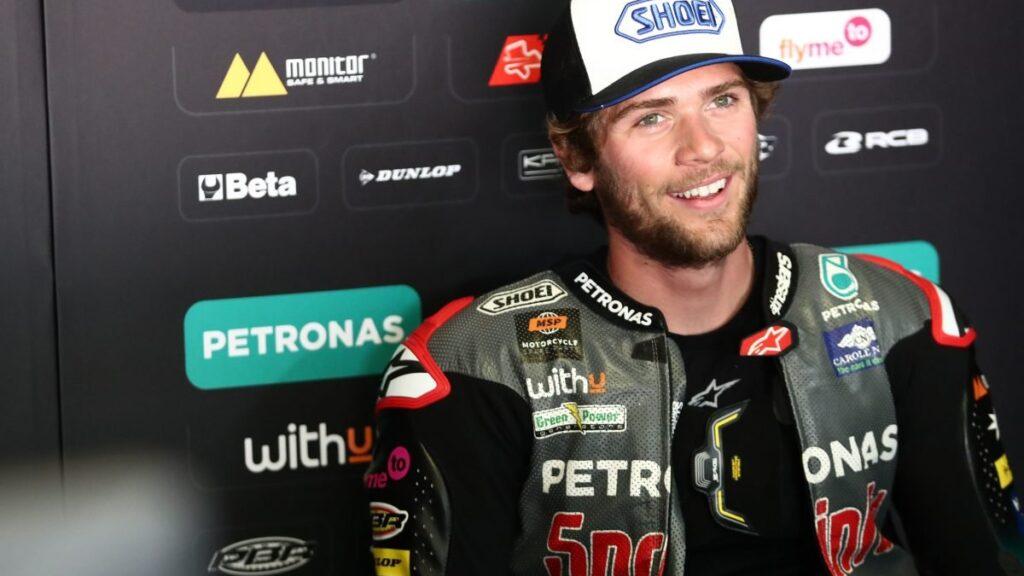 Jake Dixon - MotoGP