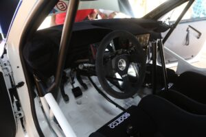 Peugeot 208 Rally4 Interior
