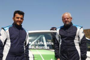 Savvas Lefkaditis-Kostas Kontos