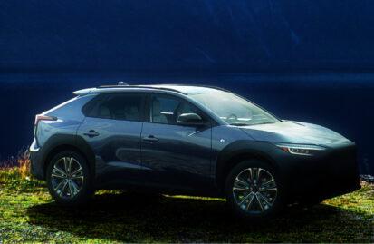 Nέο teaser του ηλεκτρικού Subaru Solterra