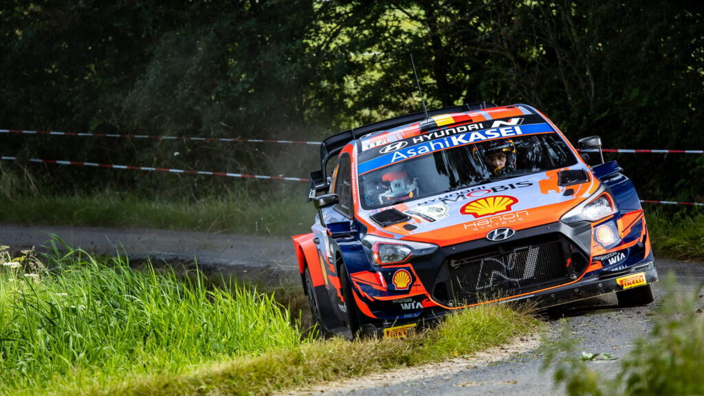 Ypres Rally Day 1, Neuville-Wydaeghe